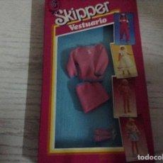 Muñecas Modernas: VESTIDO SKIPPER. Lote 114382279