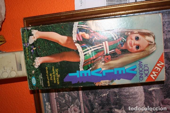 Muñecas Modernas: antigua muñeca velvet en caja de ideal - Foto 3 - 114391771