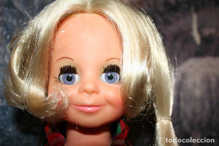 Muñecas Modernas: antigua muñeca velvet en caja de ideal - Foto 4 - 114391771
