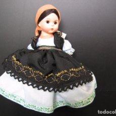 Muñecas Modernas - MADAME ALEXANDER 20 cm. DOLL 538# / Serie Muñecas del Mundo con caja Original - 114849171