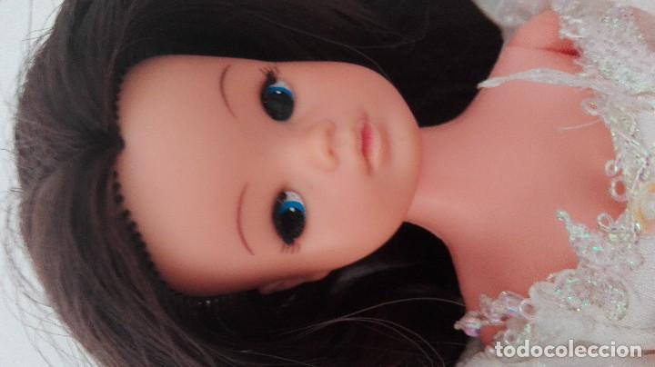 Muñecas Modernas: PRECIOSA SINDY MORENA LLAMADA CARA TRISTE SAD FACE SE VENDE DESNUDA - Foto 3 - 132884938