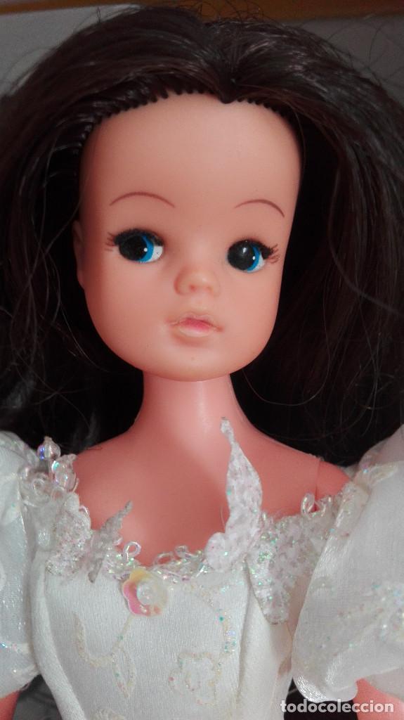 Muñecas Modernas: PRECIOSA SINDY MORENA LLAMADA CARA TRISTE SAD FACE SE VENDE DESNUDA - Foto 5 - 132884938