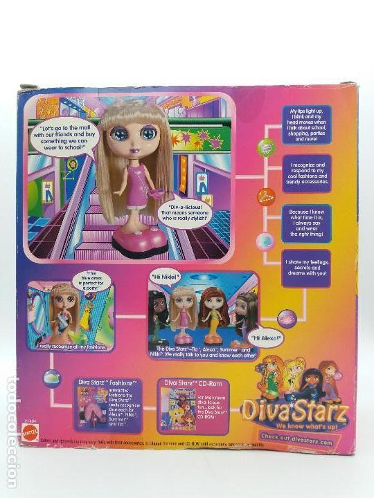 Muñecas Modernas: ¡OPORTUNIDAD! Alexa DIVA STARZ de Mattel - Foto 2 - 117897331