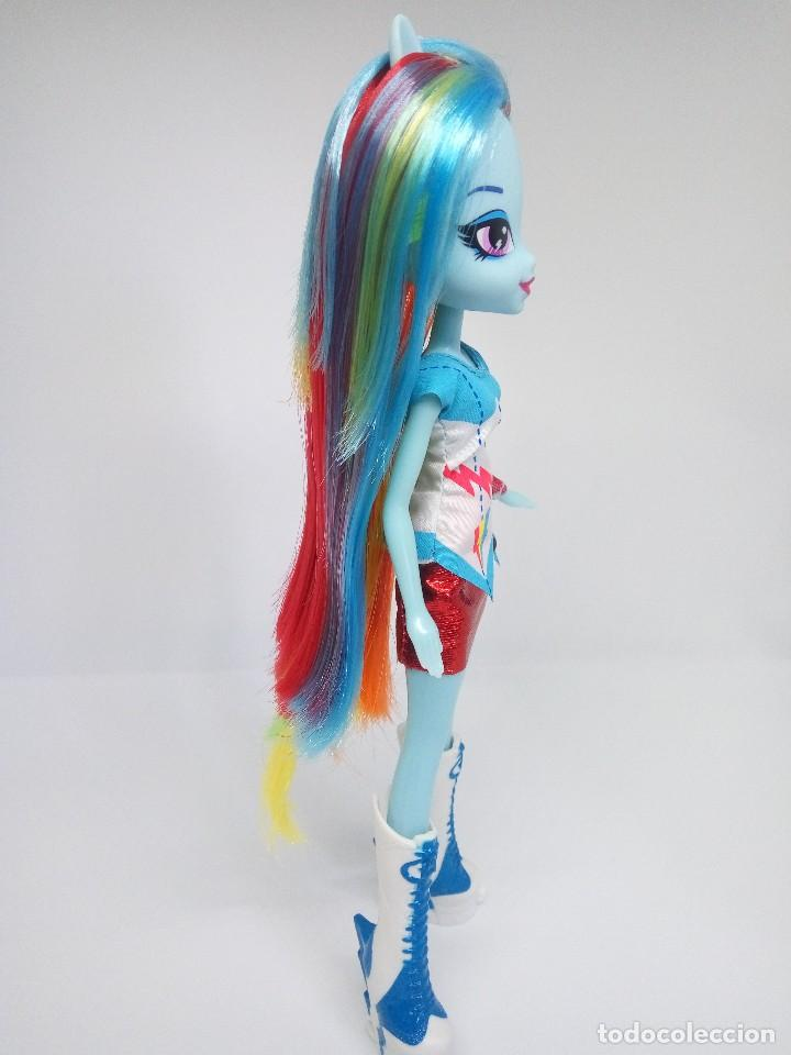 Muñecas Modernas: Muñeca Equestria Rainbow Dash (My Little Pony) - Foto 2 - 118310663