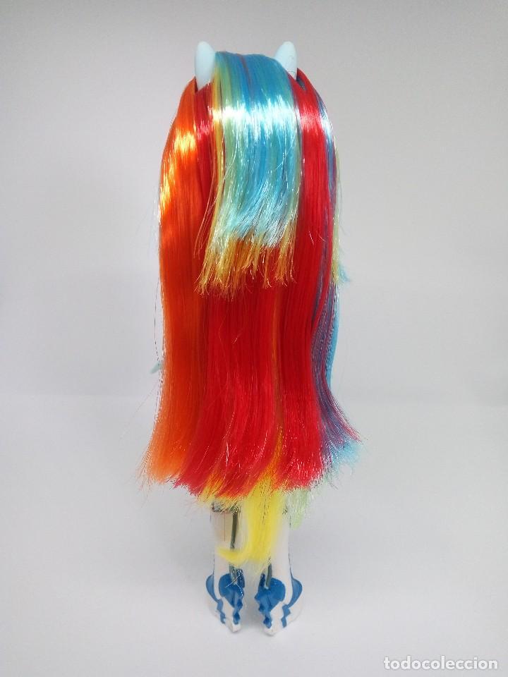 Muñecas Modernas: Muñeca Equestria Rainbow Dash (My Little Pony) - Foto 3 - 118310663