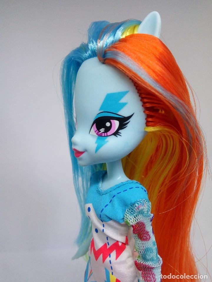 Muñecas Modernas: Muñeca Equestria Rainbow Dash (My Little Pony) - Foto 4 - 118310663