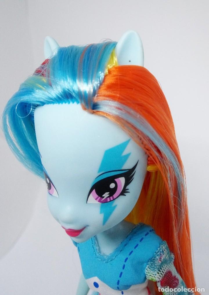 Muñecas Modernas: Muñeca Equestria Rainbow Dash (My Little Pony) - Foto 6 - 118310663
