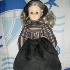 Muñecas Modernas: BONITA MUÑECA MIGLIORATI MADE IN ITALIA MIDE MAS DE 40 CM COMPLETA DE ORIGEN. Lote 118900287