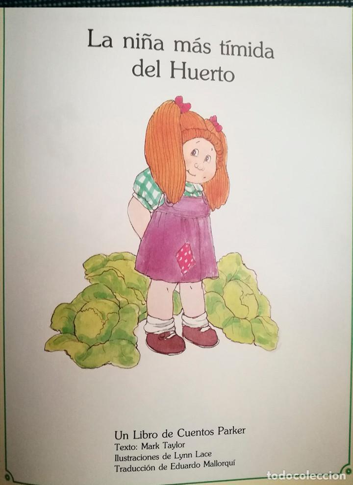 Muñecas Modernas: 2 libros Cabbage Patch Kids muñeca repollo Parker Marileta Robinson-Leslie Morrill 1984 nuevo - Foto 3 - 119146295