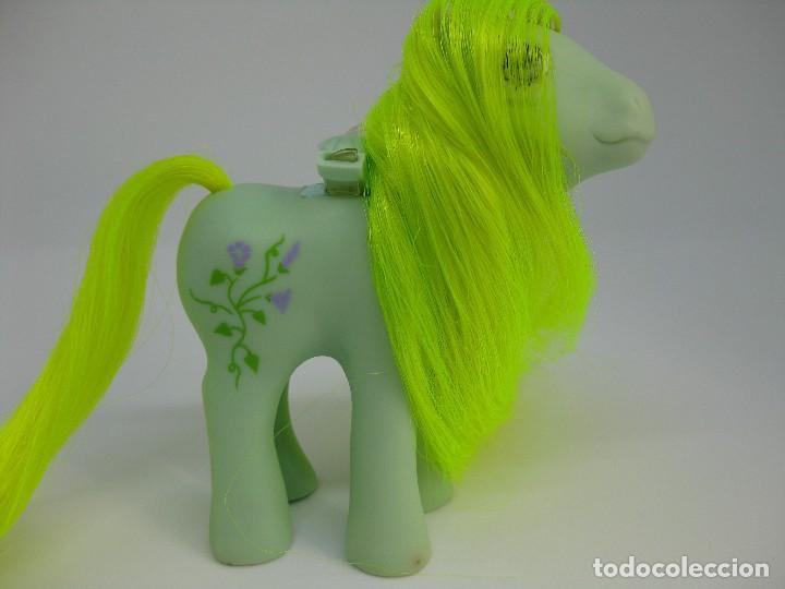 Muñecas Modernas: Pony G1- My Little Pony Morning Glory (1986) - Foto 4 - 119202039