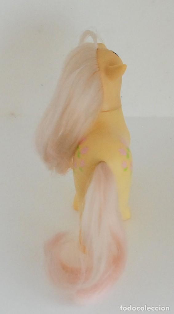 Muñecas Modernas: MI PEQUEÑO PONY, MY LITTLE PONY FLORES , 84 HASBRO PAT PEND.1984 - Foto 4 - 119237107