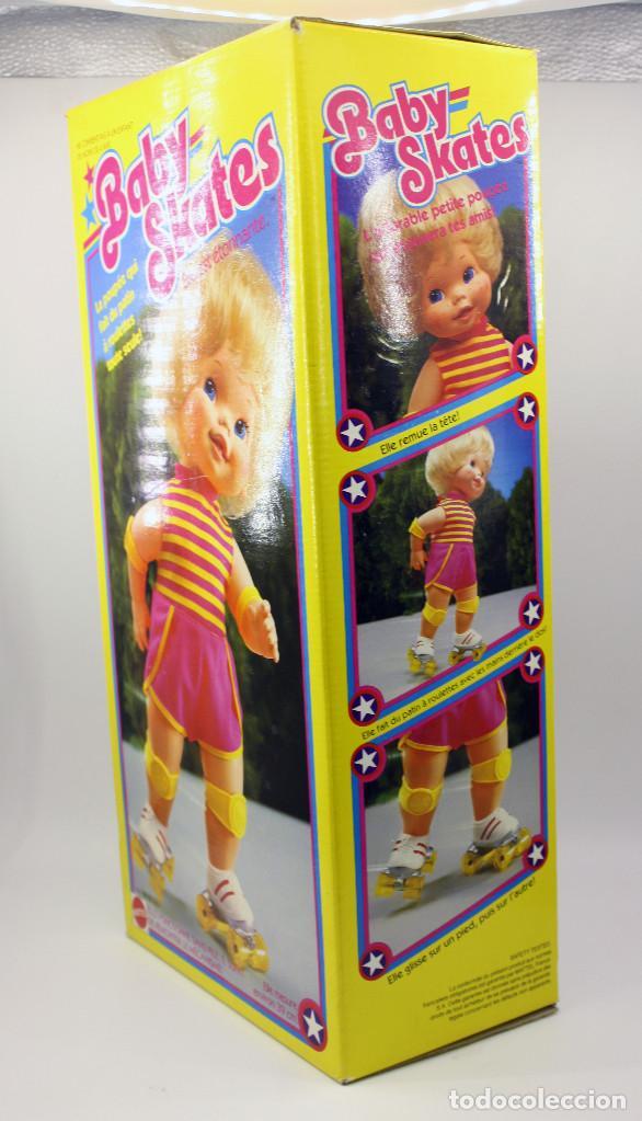 Muñecas Modernas: ANTIGUA MUÑECA BABY SKATES - MATTEL - NUEVA, NUNCA JUGADA, EN SU CAJA - AÑOS 80 - NEW OLD STOCK - Foto 2 - 159314206