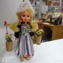 Muñecas Modernas: MUÑECA CELULOIDE HOLANDESA AÑOS 60 OJOS DURMIENTES. Lote 119876691