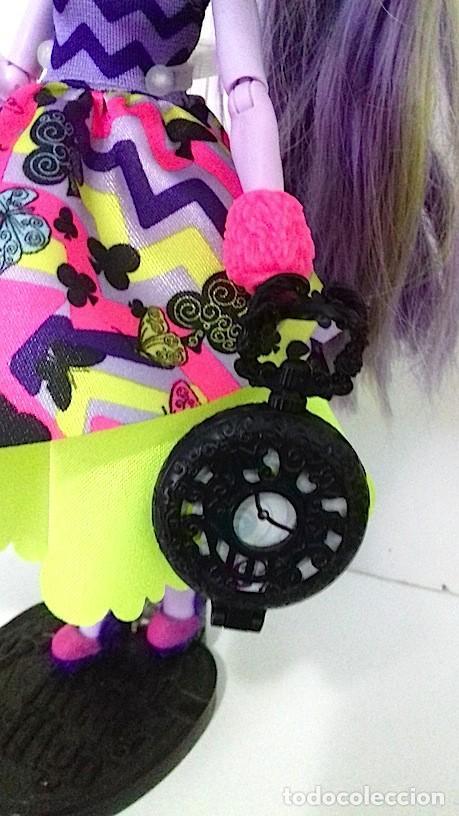Muñecas Modernas: Muñeca Ever After High Gatita Kitty Cheshire 2015 Del País de las Maravillas Way too Wonderland - Foto 5 - 120278283