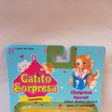 Muñecas Modernas: GATITO SORPRESA HASBRO 1993 CARNAVAL. Lote 121739408
