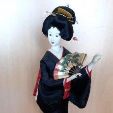 Muñecas Modernas: MUÑECA ANTIGUA JAPONESA. Lote 122029491
