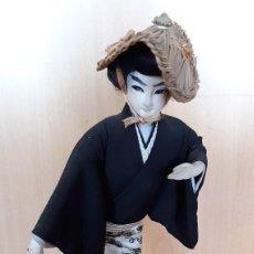 Muñecas Modernas - Muñeca antigua japonesa - 122029735
