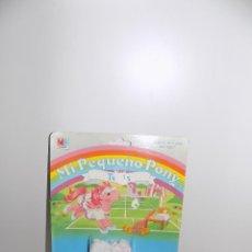 Muñecas Modernas: MI PEQUEÑO PONY COMPLEMENTOS: TENIS. ORIGINAL AÑOS 80/90. NUEVO, A ESTRENAR!. Lote 122035947