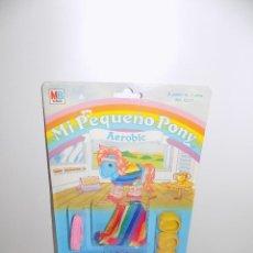 Muñecas Modernas: MI PEQUEÑO PONY COMPLEMENTOS: AEROBIC. ORIGINAL AÑOS 80/90. NUEVO, A ESTRENAR!. Lote 122036227