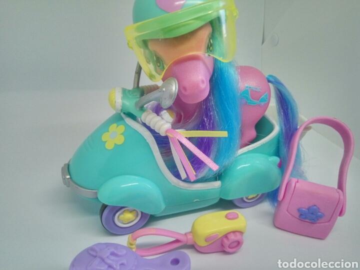 Muñecas Modernas: Pony G3- My Little Pony Mi pequeño pony Scooter Sprite - Foto 2 - 122912664