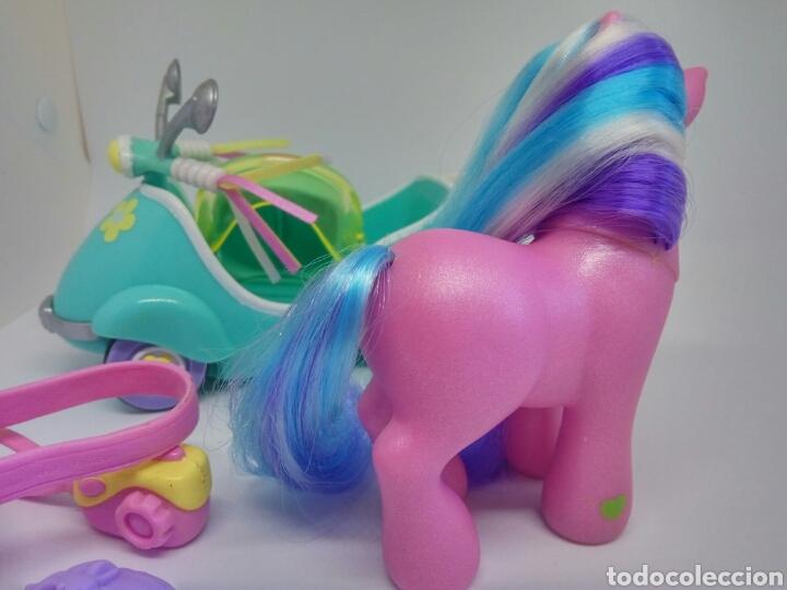 Muñecas Modernas: Pony G3- My Little Pony Mi pequeño pony Scooter Sprite - Foto 3 - 122912664