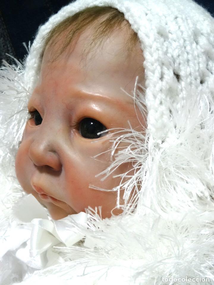 Muñecas Modernas: Preciosa muñeca bebé reborn Anna Marie con certificado - Foto 7 - 123440879