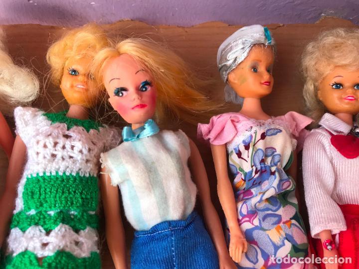 Muñecas Modernas: Lote de 58 muñecas tipo barbie años 70/80 - Foto 31 - 124678399