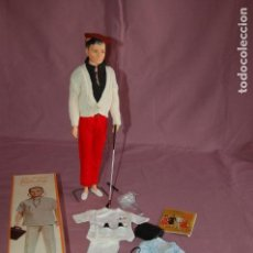 Muñecas Modernas: LOTE DR. JOHN DE LA FAMILIA LITTLECHAP DE REMCO AÑOS 60. Lote 124742367
