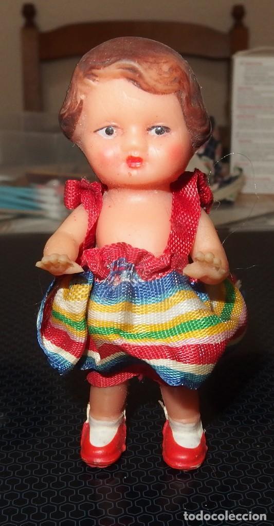 MUÑECA SIMILAR A ARI,AÑOS 60 (Juguetes - Muñeca Extranjera Moderna - Otras Muñecas)