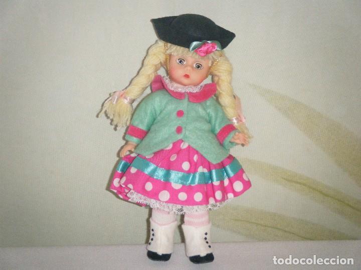 ANTIGUA MUÑECA SUZIE Q. DE MADAME ALEXANDER (Juguetes - Muñeca Extranjera Moderna - Otras Muñecas)