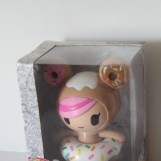 Muñecas Modernas: MUÑECO O FIGURA DONUTELLA DE TOKIDOKI NUEVA EN CAJA ESTILO JAPONÉS KAWAII HARAJUKU. Lote 126158547