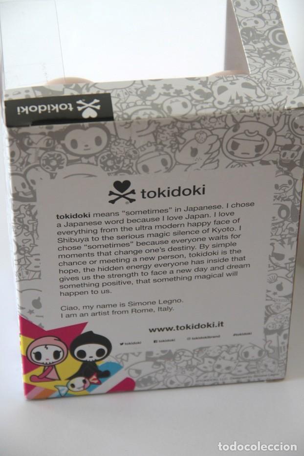 Muñecas Modernas: Muñeco o Figura Donutella de Tokidoki nueva en caja estilo japonés Kawaii Harajuku - Foto 2 - 126158547