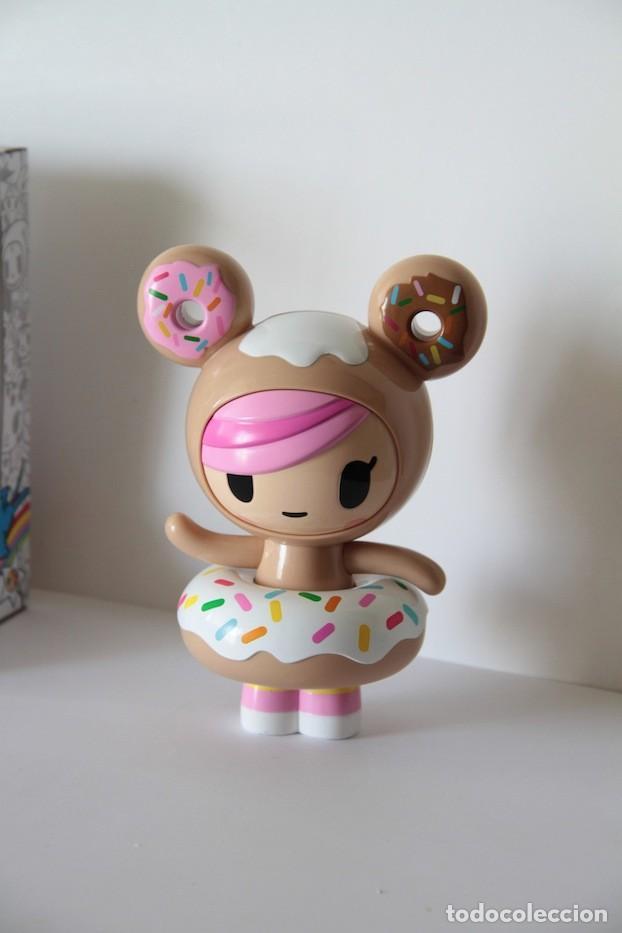 Muñecas Modernas: Muñeco o Figura Donutella de Tokidoki nueva en caja estilo japonés Kawaii Harajuku - Foto 3 - 126158547
