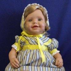Muñecas Modernas: MUÑECO BEBE PEPONA,REPLICA DE MUÑECA SARA DE MARIQUITA PEREZ (YA DESCATALOGADA). Lote 128640199