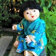 Muñecas Modernas: MUÑECO JAPONES TIPO ICHIMATSU. Lote 128911475