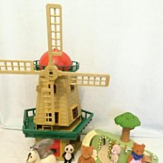 Muñecas Modernas: LOTE DE MUÑECOS SYLVANIAN PARA DESPIECE O COMPLETAR. Lote 129302311