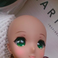 Muñecas Modernas: SMART DOLL SUPER DOLLFIE EBONY FUTABA MUÑECA JAPONESA. Lote 129959567