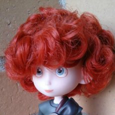 Moderne Puppen - Figura Disney Brave niño pelirrojo Hermano princesa Merida - 130084151