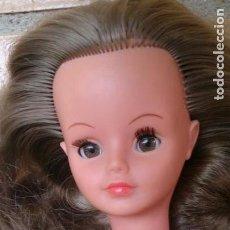 Moderne Puppen - Muñeca maniquí francesa Cathie de Bella, años 70, ojos marrones - 130157043