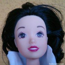 Muñecas Modernas: MUÑECA BLANCANIEVES SIMBA TOYS DISNEY, CON ZAPATOS. Lote 130300082