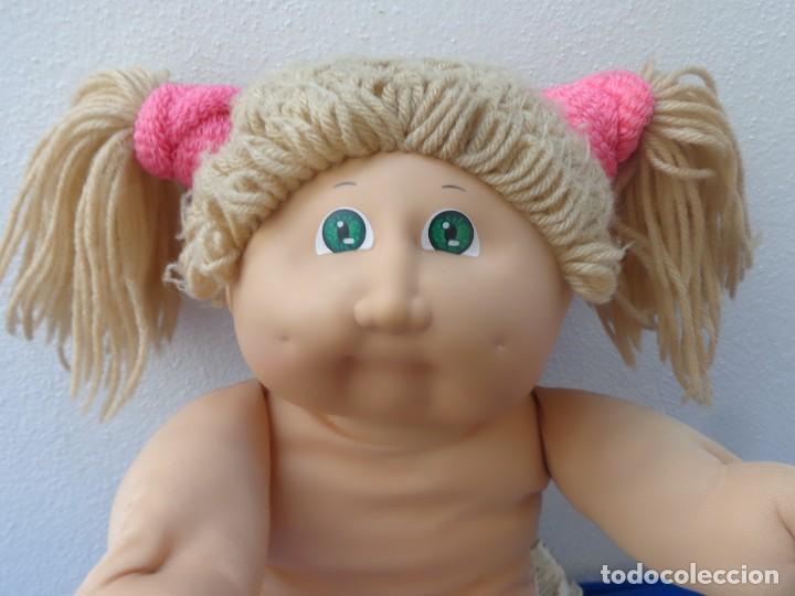 CABBAGE - BONITA MUÑECA CABAGGE PACH KIDS 1978-1982 MIDE 40 CM VER FOTOS Y DESCRIPCIÓN! SM (Juguetes - Muñeca Extranjera Moderna - Otras Muñecas)