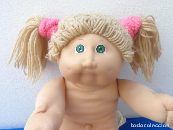 Muñecas Modernas: CABBAGE - BONITA MUÑECA CABAGGE PACH KIDS 1978-1982 MIDE 40 CM VER FOTOS Y DESCRIPCIÓN! SM - Foto 7 - 131203176
