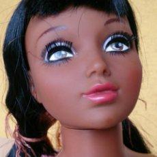 Muñecas Modernas: MUÑECA MANIQUÍ NEGRA AÑO 1973 TIFFANY TAYLORS AMERICANA IDEAL . Lote 131926006