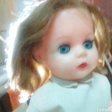 Muñecas Modernas: MUÑECA ANTIGUA DE GOMA.. Lote 131911493