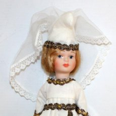 Muñecas Modernas: BONITA MUÑECA DE PORCELANA ISLANDESA.(REYKAVIK).. Lote 133061790