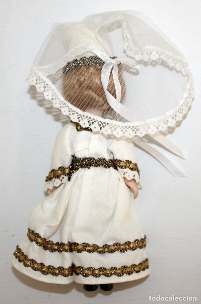 Muñecas Modernas: BONITA MUÑECA DE PORCELANA ISLANDESA.(REYKAVIK). - Foto 3 - 133061790