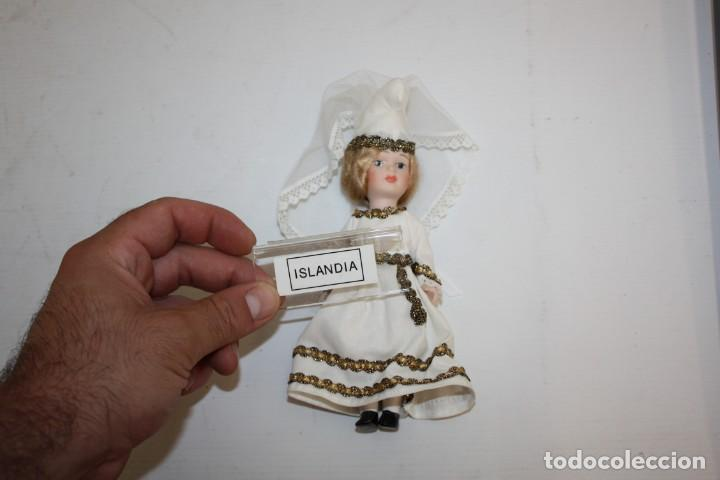 Muñecas Modernas: BONITA MUÑECA DE PORCELANA ISLANDESA.(REYKAVIK). - Foto 7 - 133061790