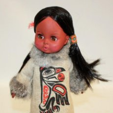 Muñecas Modernas: BONITA MUÑECA-ETNICA- DEL CANADA-1979-. Lote 134304854