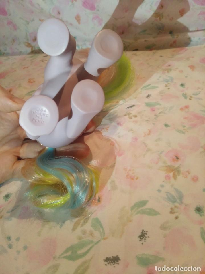 Muñecas Modernas: Mi pequeño pony, muy little pony Tickles,Pegaso Plumitas,Hasbro 1984.Nuevo - Foto 9 - 134454090