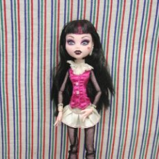 Muñecas Modernas: MONSTER HIGH DRACULAURA 2008. Lote 134991902